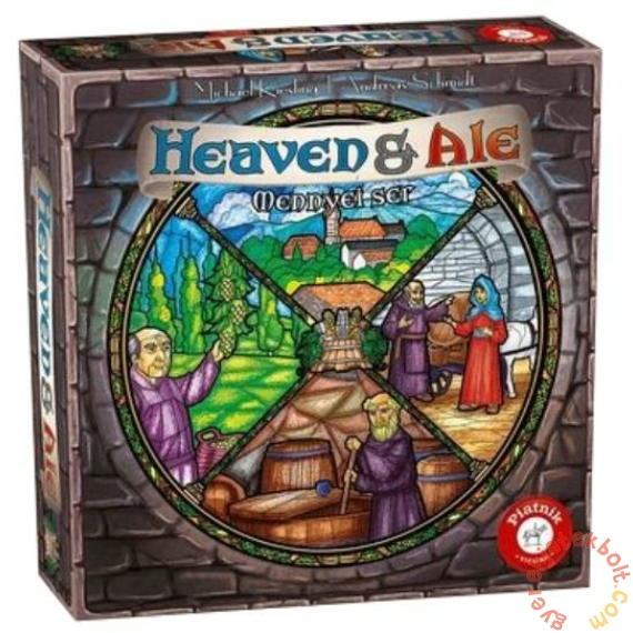 Heaven and Ale - Mennyei Ser társasjáték (630293)