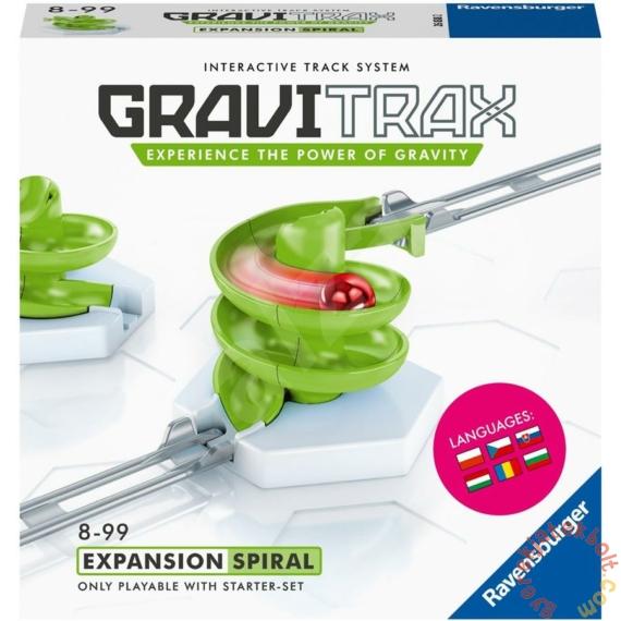 Ravensburger - GraviTrax spirál kiegészítő készlet