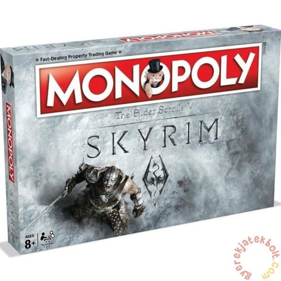 Hasbro - Monopoly Skyrim társasjáték
