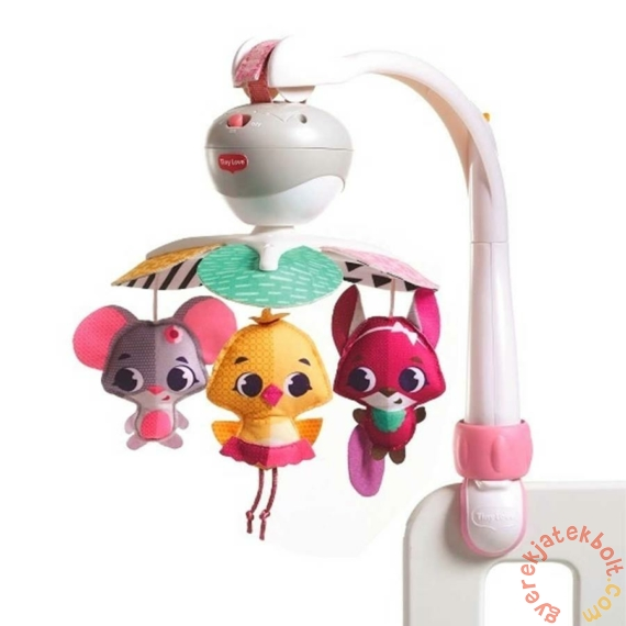 Tiny Love Princess Tales Mobil körforgó