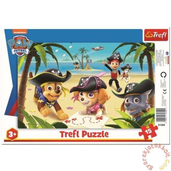 Trefl 15 db-os keretes puzzle - A Mancs őrjárat (31350)