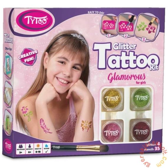 TyToo - Glamorous Csillámtetoválás szett (501010)