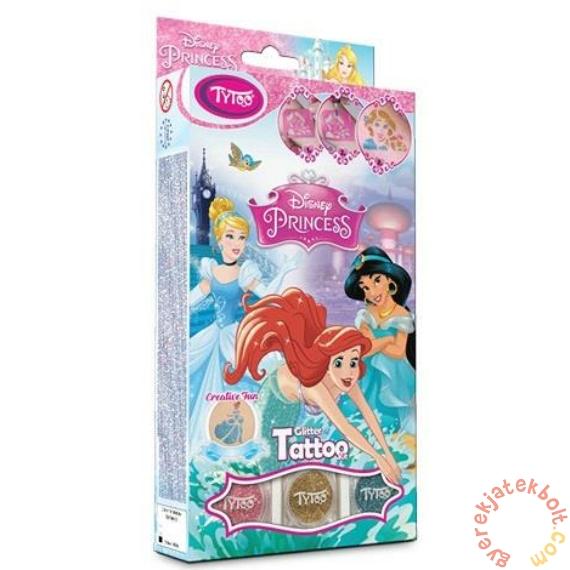 TyToo - Disney Princess Csillámtetoválás szett (501225)