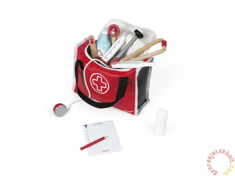 Janod Fa Orvosi eszközök táskában (06513) - Orvoslás e4d00652c5