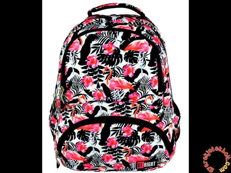 St.Right - Flamingo Pink and Black hátizsák aa602e2e69