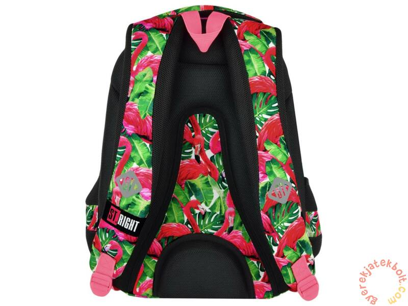 St.Right - Flamingo Pink and Green hátizsák f17e553c57
