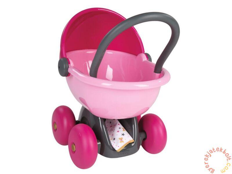Smoby Baby Nurse mély babakocsi (220312) - Babázás 62bf39692a