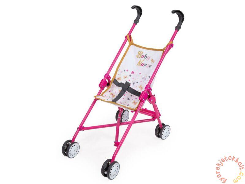 Smoby Baby Nurse esernyő-babakocsi (220401) - Babázás 1a7c13d29a
