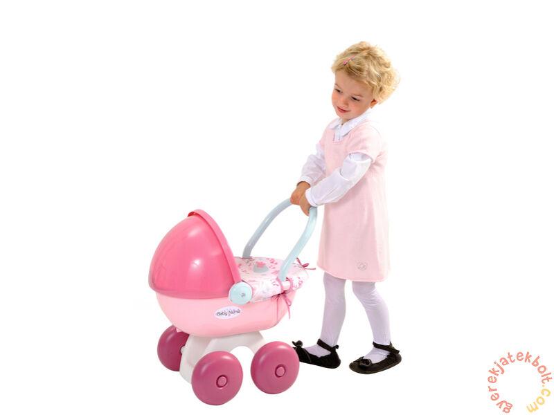 Smoby Baby Nurse mély babakocsi (24668) - Babázás 87f3f53571