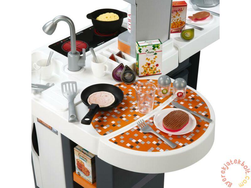 Smoby Tefal Stúdió játékkonyha XL - narancssárga (311002 ...