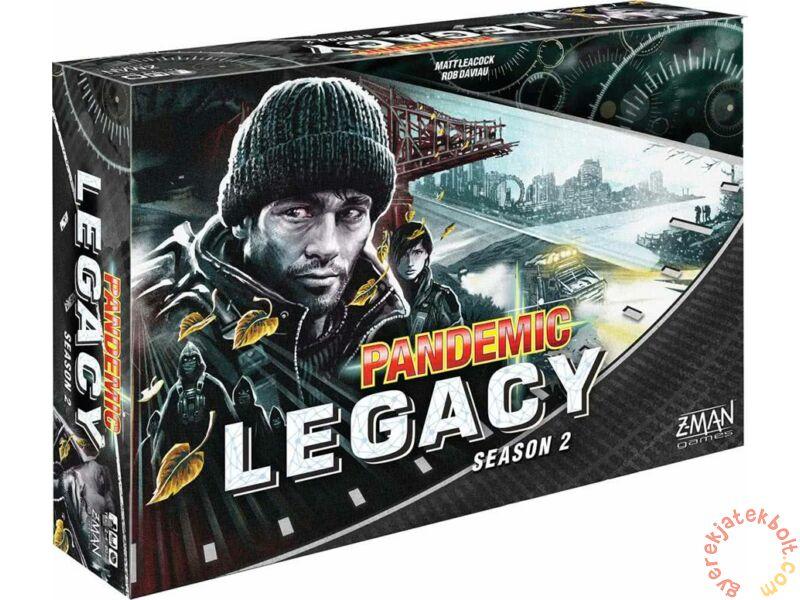 Pandemic - Legacy 2. évad társasjáték - fekete doboz (103316 ... 5fb859c72d