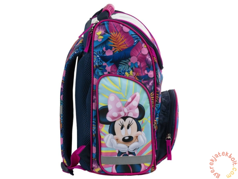 3bf756061886 Minnie Mouse ergonomikus iskolatáska - Spring Palms (TEMBMM22 ...
