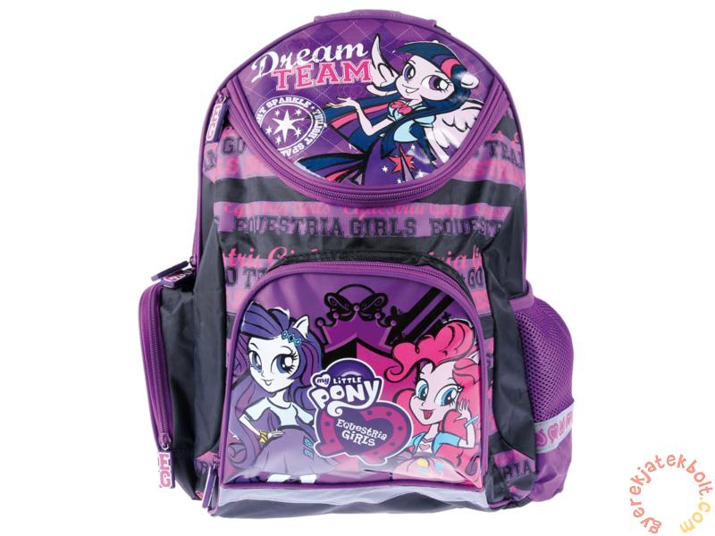 1085718c120b My Little Pony - Equestria girls Dream Team nagyméretű hátizsák (191435)