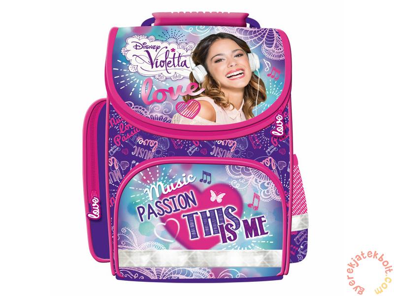 94986c5a1b62 Violetta ergonomikus iskolatáska (722616) - Nagyméretű hátizsák ...